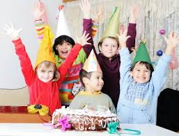 birthday party for kids about drama