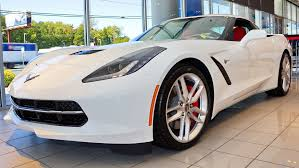 2014 corvette stingray reviews review 2014 corvette stingray now on the showroom floor includes