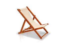 batyline deck chair wooden siesta vlaemynck
