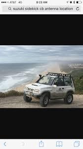 sidekick jeep 69 besten suzuki sidekick geo tracker bilder auf pinterest 4x4