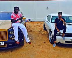 drake rolls royce emmanuel adebayor has taken his 250 000 rolls royce to togo complex