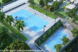 eden homes 1c o p no 1 long tennis u0026 badminton court places to