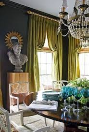 Deep  Bright  Ways With Red  Teal Teal Dining Rooms Teal - Teal dining room