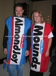 Candy Costumes Halloween 31 Creative Diy Halloween Costumes Couples Snappy Pixels