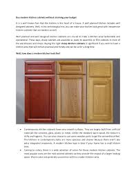 where can i buy cheap cabinets buy modern kitchen cabinets without straining your budget