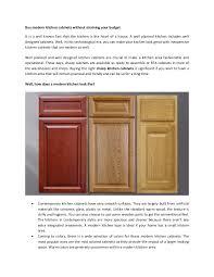 modern kitchen cabinets on a budget buy modern kitchen cabinets without straining your budget