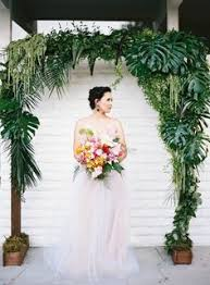 Wedding Arches Calgary 10 Darling Floral Arches For Your Wedding Ceremony Floral