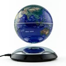 home decor world home decor world map magnetic floating globe rotating earth led