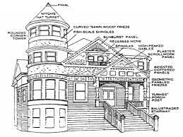 queen anne architecture characteristics christmas ideas the
