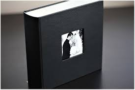 black leather photo album weddings black leather slip in album inland empire