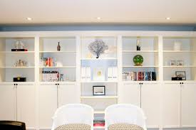Billy Bookcase Houzz - Family room bookcases