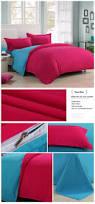 honana wx 8368 4pcs solid color bedding set duvet cover sets bed