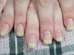 what is on your nails