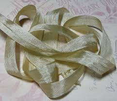 seam binding ribbon vintage seam binding orchid crafts mulberry paper roses