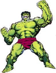 incredible hulk cartoon characters hulk