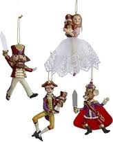 get the deal kurt adler 5 5 resin clara nutcracker suite ornament