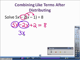 3 2 solving equations using the distributive property and