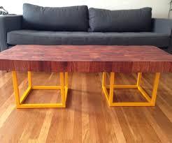 Redwood Coffee Table Coffee Table