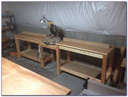 Simple Wood Workbench Plans by Simple Wooden Workbench Plans Free Bench Best Home Design
