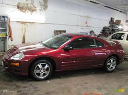 eclipse mitsubishi 2004 2004 ultra red pearl mitsubishi eclipse gs coupe 26210596