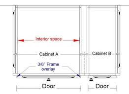 Overlay Cabinet Doors Cabinets U2013 Frame Or Frameless U2014 Stonehaven Life