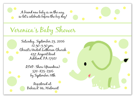 Church Baby Shower - baby elephant baby shower invites theruntime com