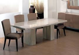 buy stone international roma chiselled edge marble dining table