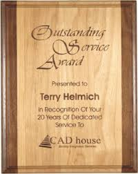retirement plaque wording laser engraved solid wood award plaques by awards plus