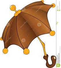 umbrella cartoon royalty free stock photo image 22534005