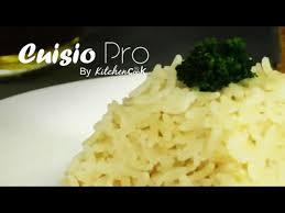 cuisiner du riz blanc recettes riz blanc cuisio pro la plus cuisine du monde