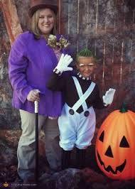 Oompa Loompa Halloween Costumes Adults Willy Wonka Family Costume Willy Wonka Chocolate Factory