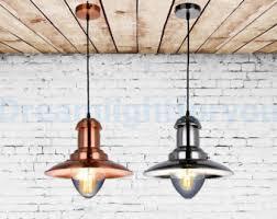 Copper Pendant Lights Kitchen Copper Pendant Light Etsy
