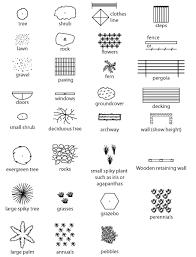 architectural symbols for floor plans site plan symbols google search housie pinterest site plans