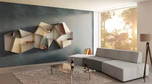 contemporary wall 15 cool contemporary designs for wall shelving systems