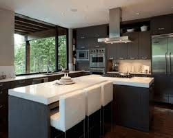 kitchen island counters simple black wooden kitchen island counter comfy white dining