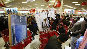 is target opening at midnight on black friday target sells 3 200 televisions per minute in first hour of opening