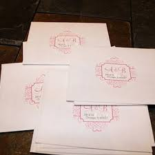 exclusive clear labels for wedding invitations only for you