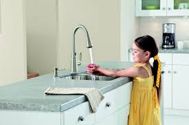 moen offers hands free technology at top retailers with the new