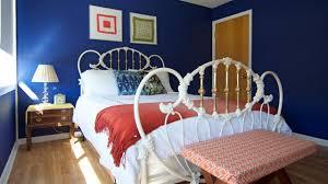 stylish vintage iron beds