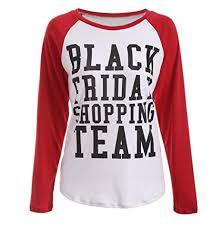 amazon black friday ladies plus size amazon com lucoo fashion women christmas casual plus size raglan