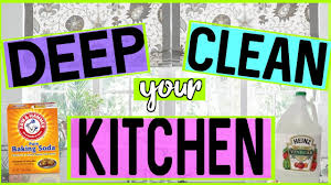 deep clean your kitchen part 2 the best cleaning hacks for a