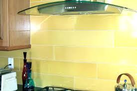 backsplash for yellow kitchen yellow kitchen backsplash tile yellow kitchen tiles yellow subway