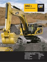 cat 345c l user u0027s manual