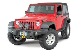 black aev jeep aev 10305056ac front tubeless bumper for 07 17 jeep wrangler