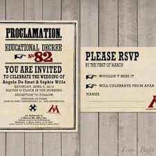 harry potter wedding invitations best wedding invitation rsvp dates products on wanelo