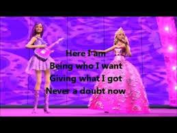 barbie princess popstar