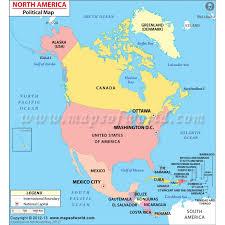 map usa barbados american countries