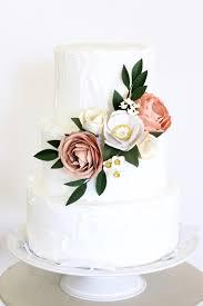 cake topers paper flower cake topper handmade by