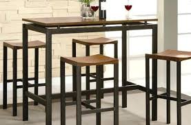 counter height bistro table 42 inch high bistro table partedly info