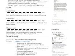 23 quality engineer sample resume fresh jobs and free resume